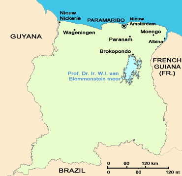 suriname_map