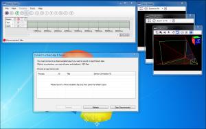 Screenshot: Kinect Studio